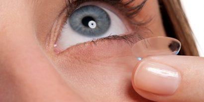 Le lenti a contatto toriche per astigmatici