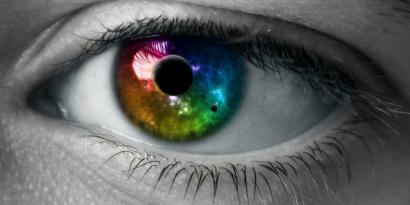 Il colore degli occhi e il suo significato.