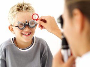 visita oculistica per bambini