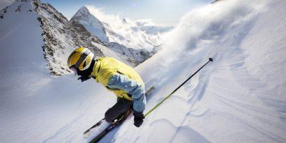 sciare con le lenti a contatto