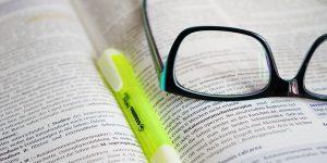 studiare con le lenti a contatto