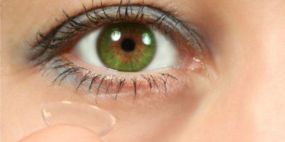 Gli inconvenienti delle lenti a contatto
