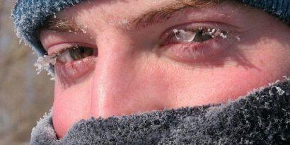 lenti a contatto inverno