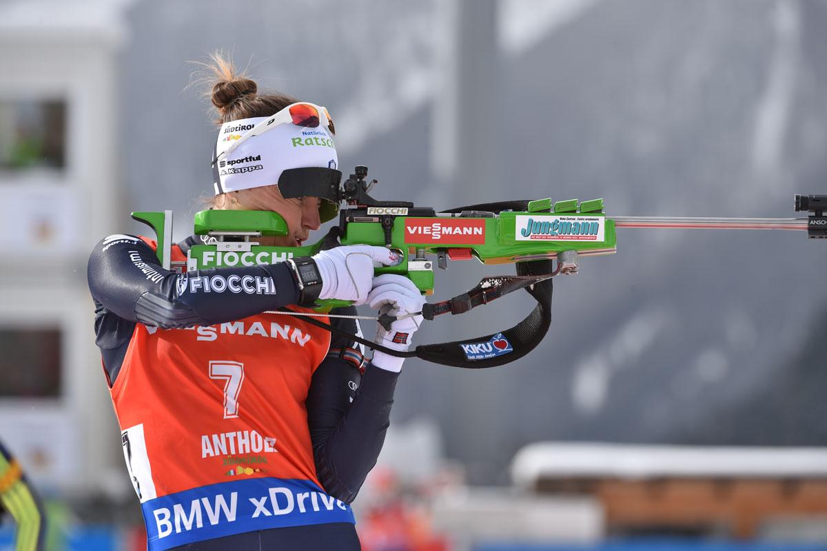 karin oberhofer sceglie le lenti a contatto per praticare sport