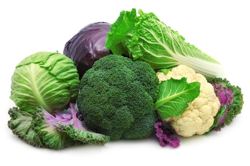 verdure-foglia-verde-luteina-per-la-salute-degli-occhi
