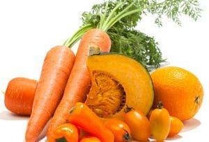 Alimenti antiossidanti: i carotenoidi contro i radicali liberi