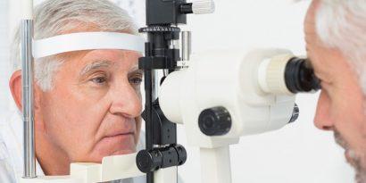 Degenerazione maculare senile: sintomi e cure