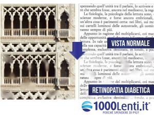 stadi della retinopatia diabetica