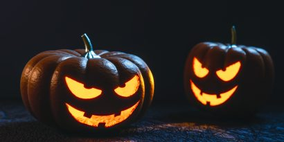 Lenti a contatto cosmetiche per Halloween