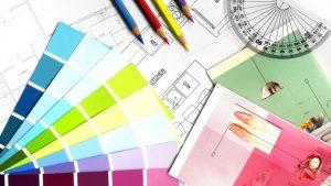 colori paletta casa