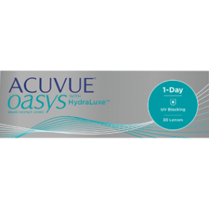 Acuvue Oasys 1 Day con HydraLuxe