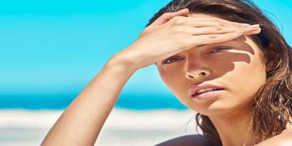 Proteggere gli occhi d'estate: occhio al sole!