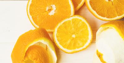 mangiare arance